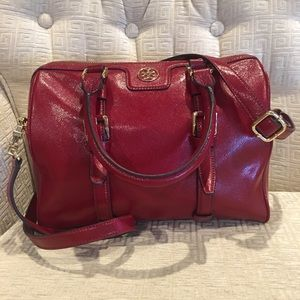 🥰 Chic Tory Burch Robinson Satchel